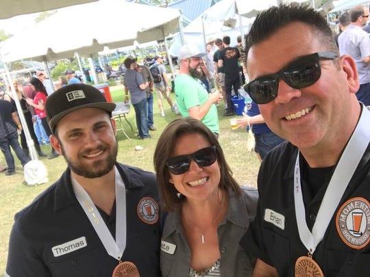 Momentum Brewhouse in Bonita Springs won two bronze