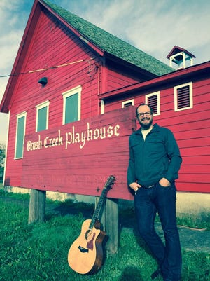 After two years in Nashville, Matthew Price is back and the musician is celebrating his return with a concert 6:30 p.m. Saturday, Nov. 12, at the Brush Creek Playhouse, 11535 Silverton Road NE in Silverton.