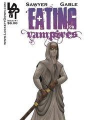 Regine L. Sawyer's self-published 'Eating Vampires'