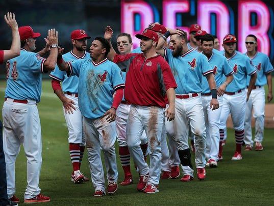 redbirds playoffs