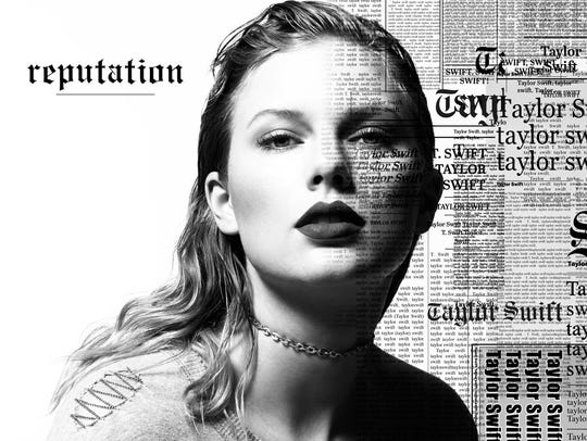 Taylor Swift's sixth album, 'Reputation,' arrives November