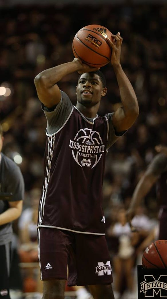 Mississippi State freshman Malik Newman was named to