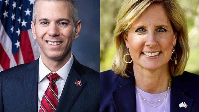 U.S. Rep. Anthony Brindisi, D-Utica, and Republican Claudia Tenney, of New Hartford, are running to represent New York's 22nd Congressional District.