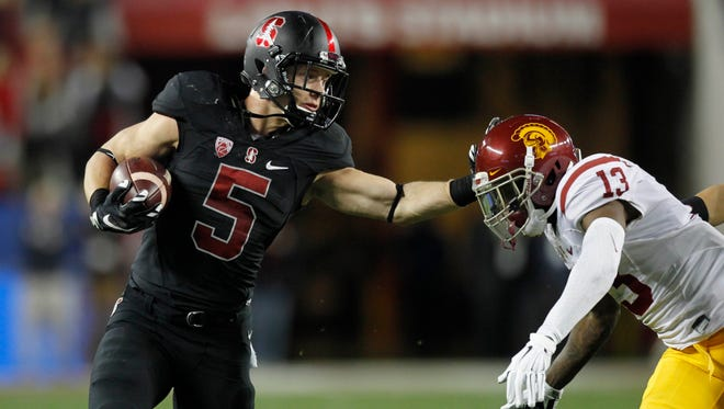 Stanford Cardinal running back Christian McCaffrey will receive the Paul Hornung Award on Feb. 25.