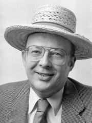 Jay Powell, May 1977.