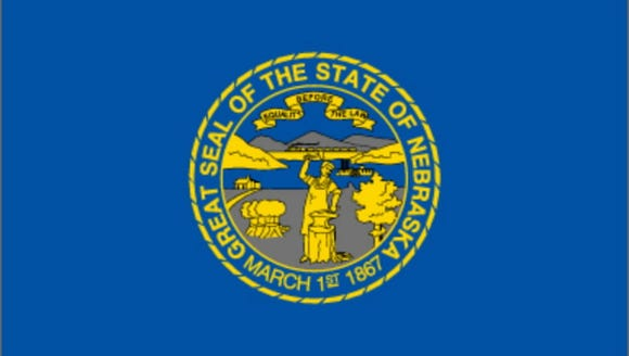 Image of the Nebraska State Flag