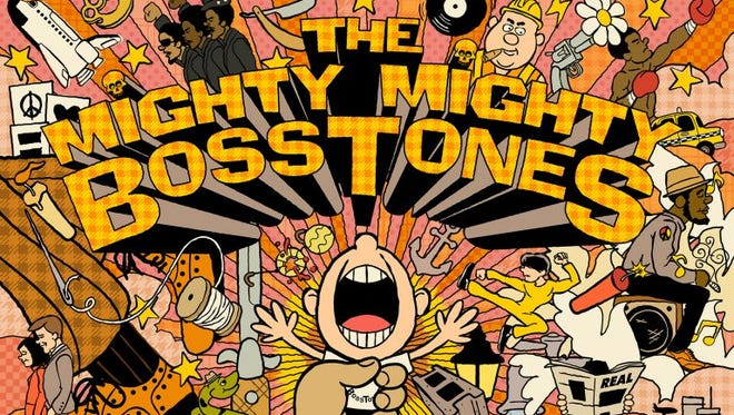 """The first song on The Mighty Mighty Bosstones' new album, due out June 15, is titled """"Green Bay, Wisconsin."""""""