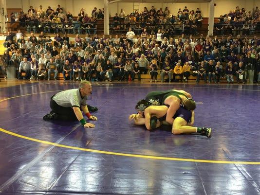 Northern Iowa wrestling