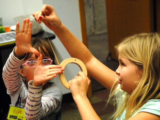 Camp at Arizona Science Center offers fun ways for