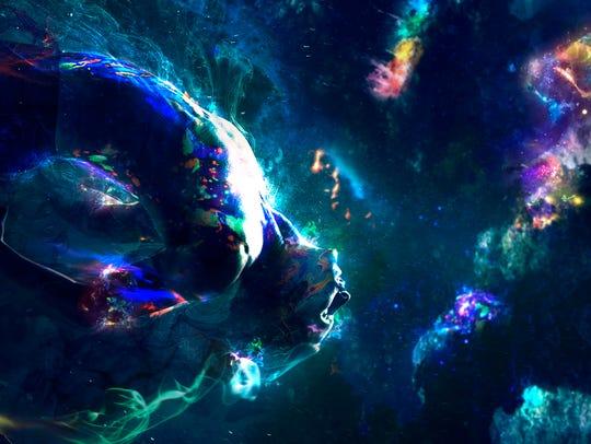 Concept art shows a little bit of the multiverse that