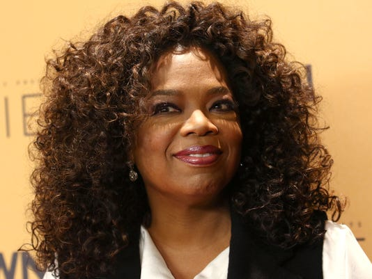 AP WEIGHT WATCHERS OPRAH A FILE ENT USA NY
