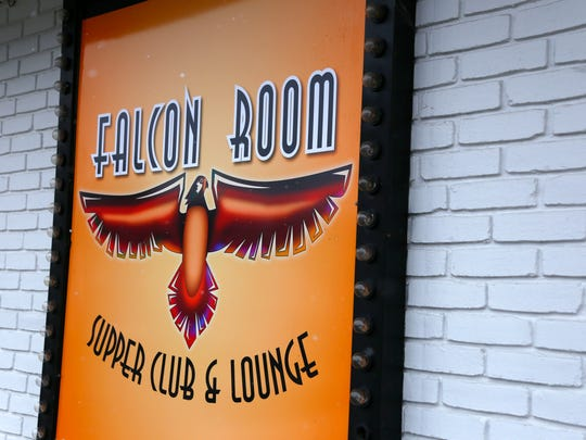 The Falcon Room Super Club & Lounge is at 777 Lexington