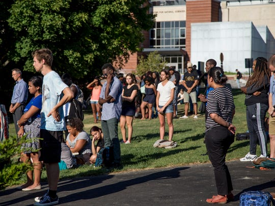 Students, friends and faculty share memories of Anthony