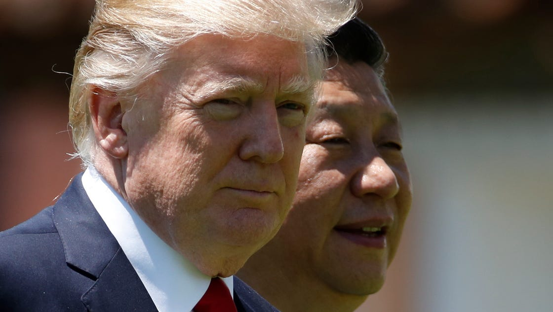 Trump and Xi vow to 'strengthen coordination' to denuclearize Korean Peninsula