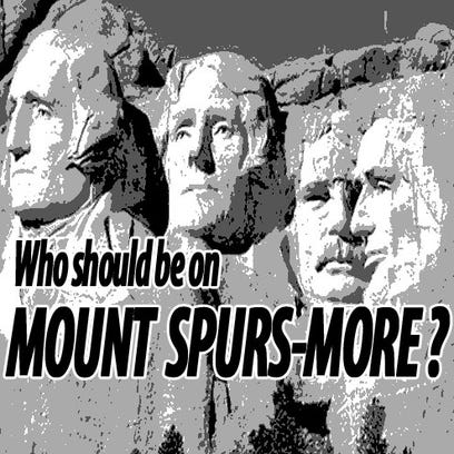 Mount Spurs-more promo