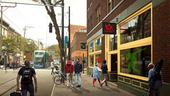 Elementz, the Cincinnati-based urban arts organization, is moving to 1640 Race Street near Findlay Market in Over-the-Rhine.