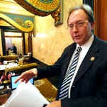 House Education Chairman John Moore, R-Brandon, supported the House's school voucher bill.