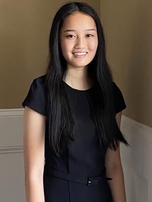 Sabrina Liu, from Lakeside High School, is among 20 outstanding students in the Class of 2020 who have been selected for The Augusta Chronicle's 18th annual Best & Brightest Awards. She was also selected as one of four finalists to receive a $500 scholarship.