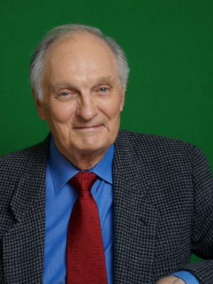 "Alan Alda, perhaps best known for his role as Hawkeye Pierce on the iconic television series ""M*A*S*H,"" also is an author."
