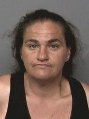 ARRESTED: Melissa Marie Denser Date of birth: March 4, 1977 Vitals: 5 feet, 6 inches; 200 pounds; brown hair, blue eyes Charge: Vehicle theft Arrest date: June 9, 2018
