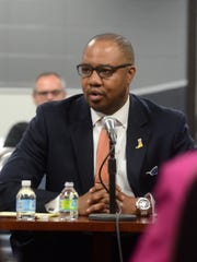 H. Allen Smith, chief of schools with the Oakland (Calif.) Unified School District, is a finalist for the director of schools position with Metro Nashville Public Schools.