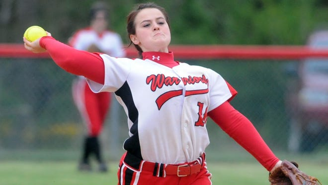 Erwin's softball team is 3-5 in the Mountain Athletic Conference.