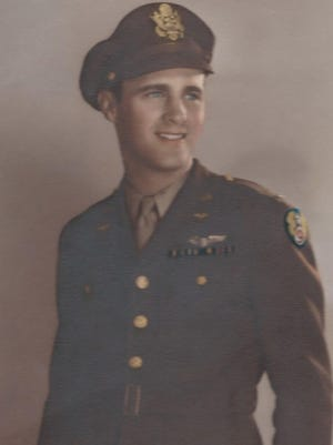 Howard Games, a B-26 pilot during World War II, served in the 387th Bombardment Group, 558th Bombardment Squadron.