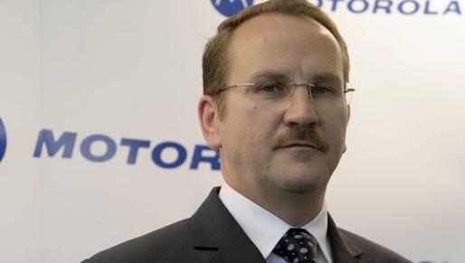 Ralf Gerbershagen was named CEO of Kodak Alaris in April 2014.
