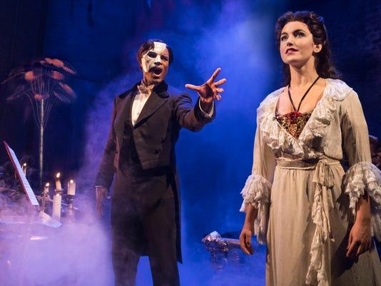 Phantom of the Opera at The Orpheum