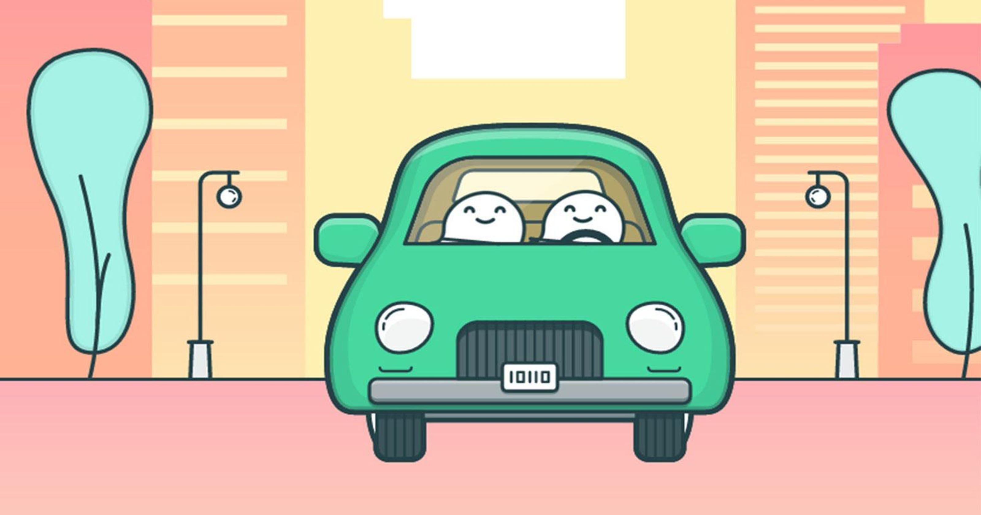 Waze unveils carpool app where riders chip in for gas