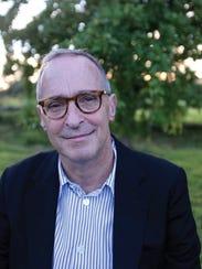 "Humorist David Sedaris' new  book, ""Theft by Finding,"""