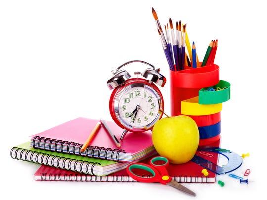 Los asistentes también podrán obtener útiles escolares completamente gratis.