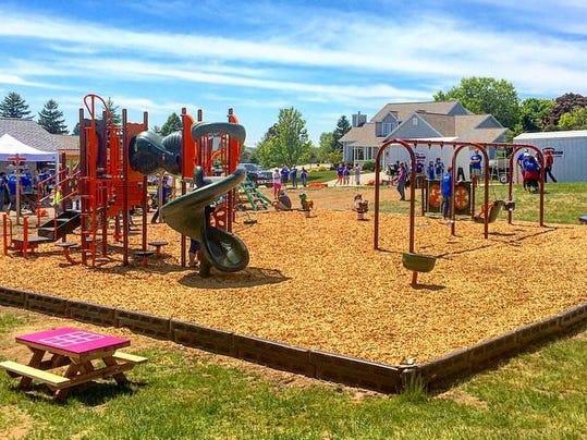 DCA 0608 playground
