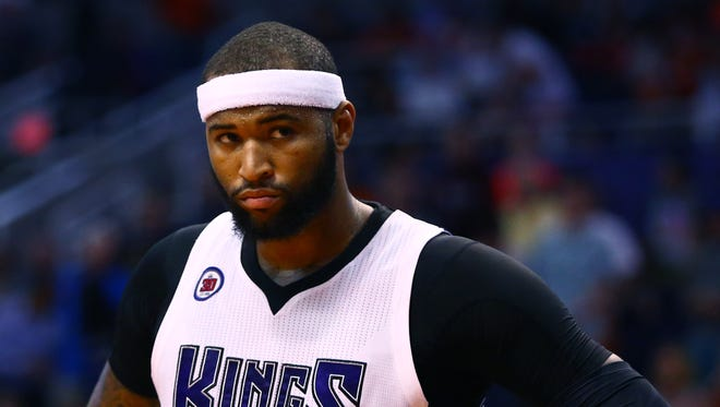 DeMarcus Cousins made his first All-Star team this past season.