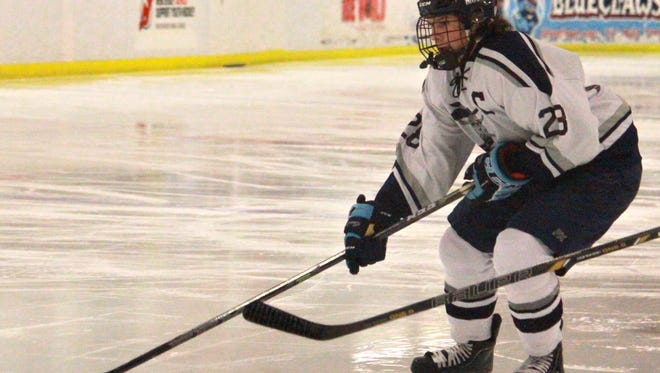 Kyle Hallbauer led Howell to a 7-0 win over Bayonne on Monday.