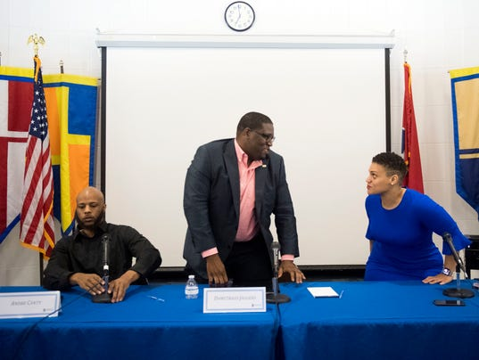 kns-school board candidates