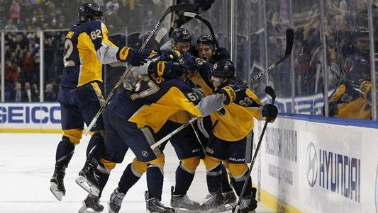 Nikita Zadorov scored 29 seconds into overtime and the Buffalo Sabres beat the Florida Panthers on Saturday night, 4-3.