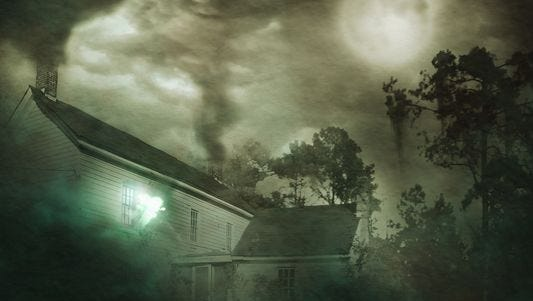 Is the Spy House America's most haunted house? Some think so.