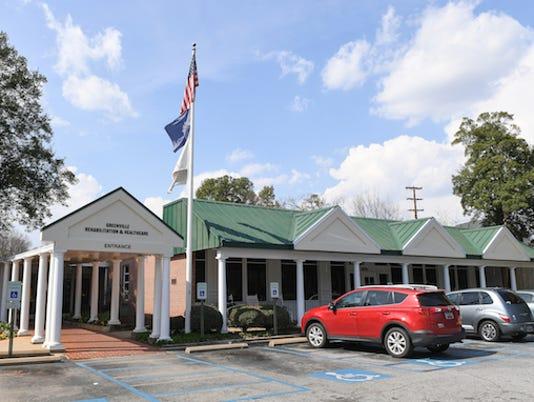Upstate nursing home