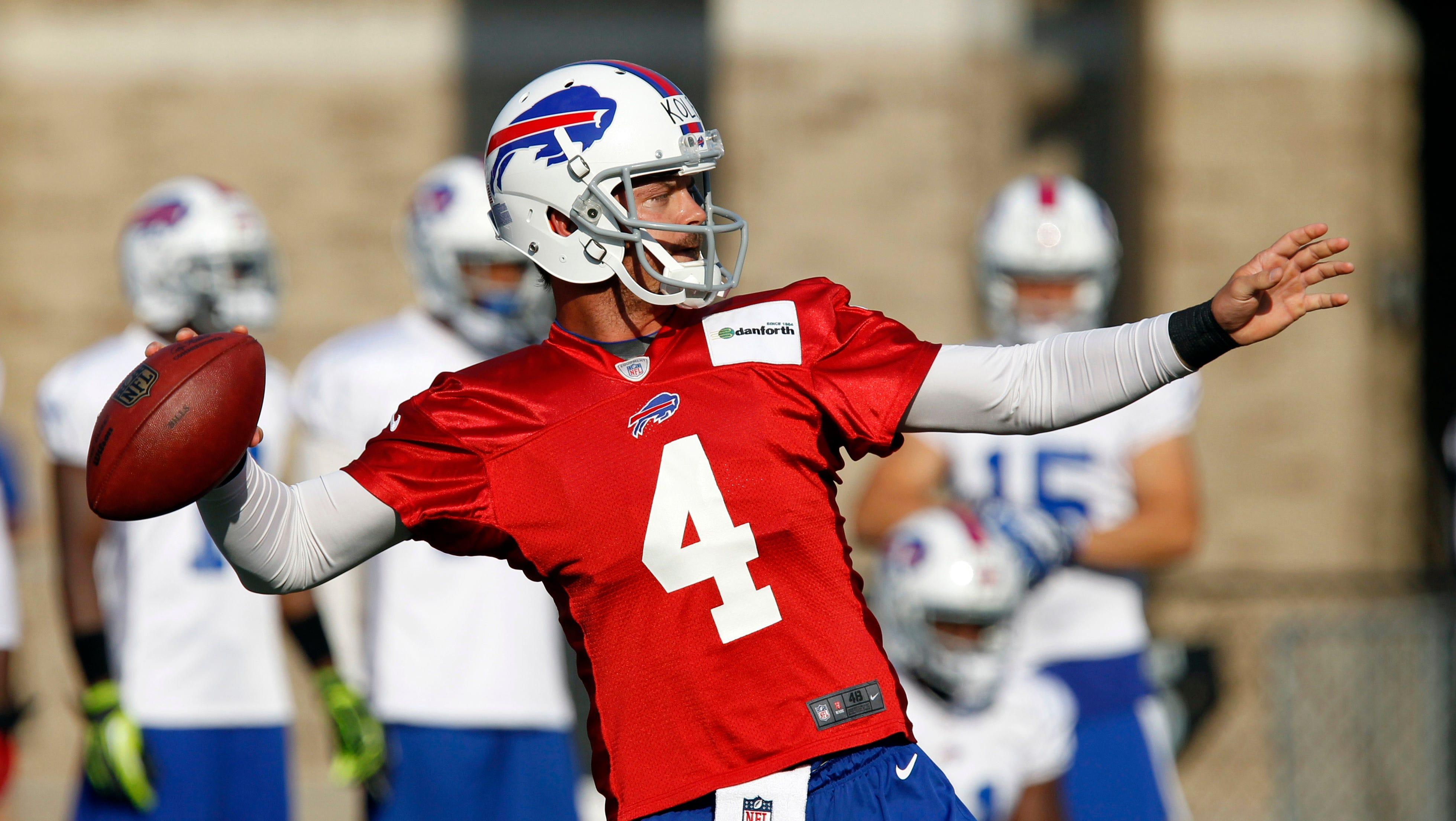 31. Kevin Kolb, Buffalo Bills