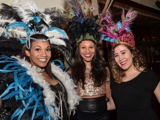2017 Wind Creek Casino Pensacola Mardi Gras Kickoff