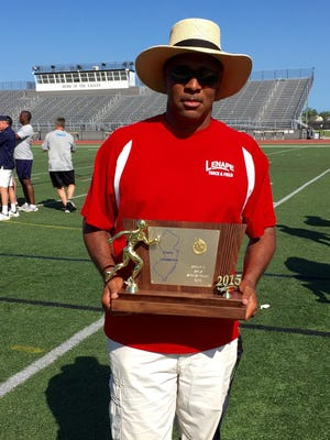 Gerald Richardson led Lenape to the Group 4 state title.