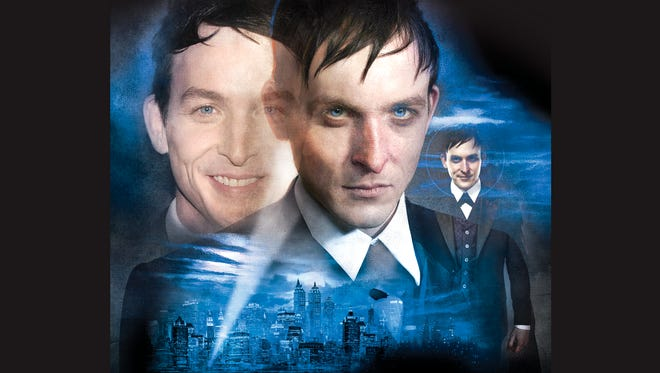 Robin Lord Taylor plays Oswald Cobblepot (Penguin) on the FOX show Gotham.