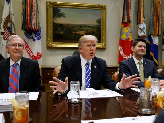 AP TRUMP HEALTH OVERHAUL A FILE USA DC