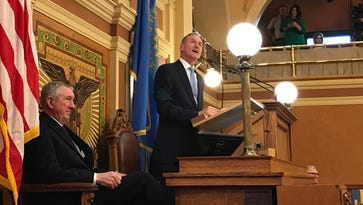 Governor says voters 'hoodwinked by scam artists' on IM 22