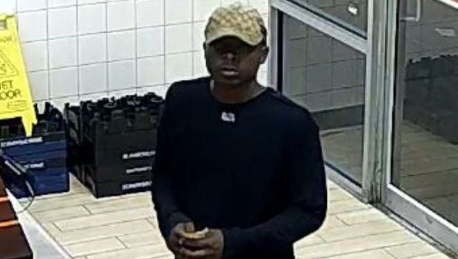 On Saturday, May 26, 2018 an unknown male subject entered a fast food restaurant located in the 3000 block of McGehee Road and robbed the business of assorted U.S. currency.