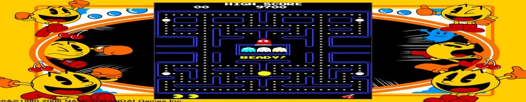 What playing Pac-Man really