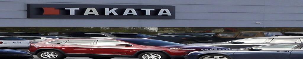Takata set to recall 35