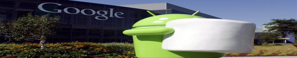 Don't be alarmed if Android