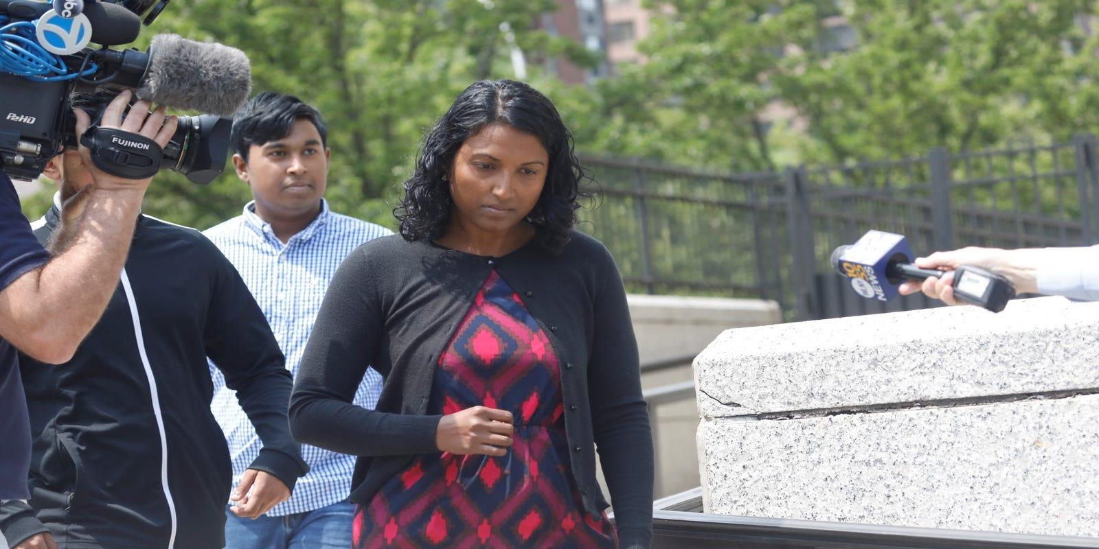 Ardsley 'cancer mom' Vedoutie Hoobra sentenced in scam